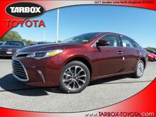 2016 Toyota Avalon XLE Plus North Kingstown RI