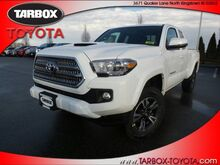 2017 Toyota Tacoma TRD Sport North Kingstown RI