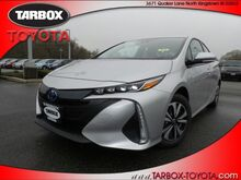 2017 Toyota Prius Prime Plus North Kingstown RI