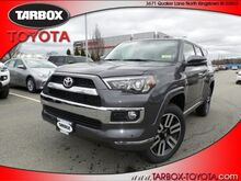 2017 Toyota 4Runner Limited North Kingstown RI
