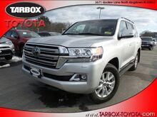 2016 Toyota Land Cruiser 4WD SUV V8 North Kingstown RI
