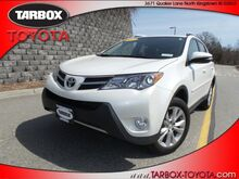 2013 Toyota RAV4 Limited North Kingstown RI
