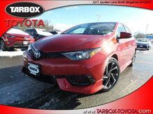 2017 Toyota Corolla iM IM 5DR HATCHBACK North Kingstown RI