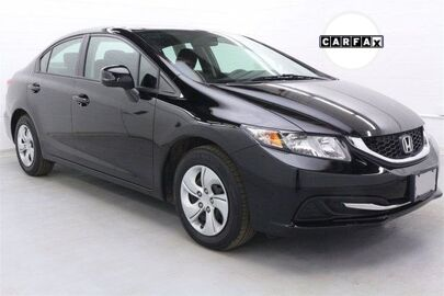 2013 Honda Civic Sedan LX Michigan MI