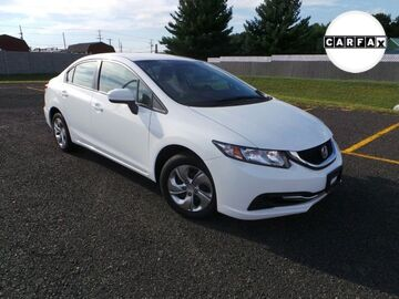 2014 Honda Civic Sedan LX Michigan MI