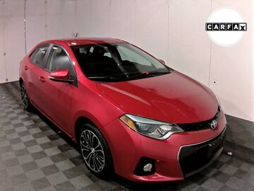 2015 Toyota Corolla S Michigan MI
