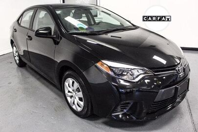 2016 Toyota Corolla LE Michigan MI