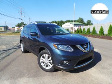 2014 Nissan Rogue SV Michigan MI