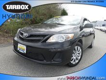 2012 Toyota Corolla LE North Kingstown RI