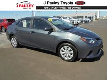 2014 Toyota Corolla LE Fort Smith AR