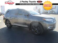 2013 Toyota Highlander Limited Fort Smith AR