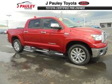 2012 Toyota Tundra 4WD Truck LTD Fort Smith AR