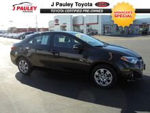 2016 Toyota Corolla S Fort Smith AR