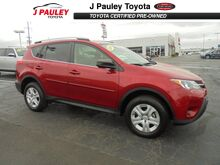 2015 Toyota RAV4 LE Fort Smith AR