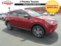 Toyota RAV4 LE Only $199 A Month! 2017