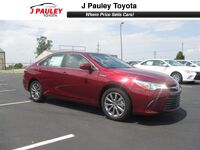 Toyota Camry Hybrid XLE Only $268 A Month! 2017