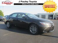 Toyota Camry SE $2500 Rebate Or 0% For 72 Months + $1000! 2017