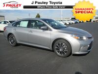 Toyota Avalon XLE Only $399 A Month! 2017
