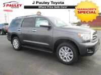 Toyota Sequoia Platinum Only $799 A Month! 2017