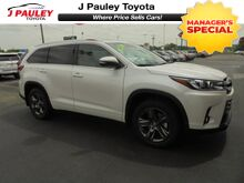 2017 Toyota Highlander Limited Platinum Fort Smith AR