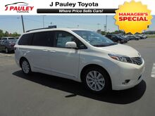 2017 Toyota Sienna Limited Premium Fort Smith AR