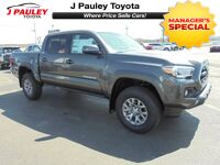 Toyota Tacoma SR5 Only $285 A Month! 2017