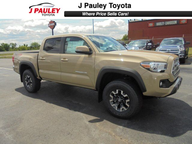 2017 toyota tacoma trd off road fort smith ar 18590943. Black Bedroom Furniture Sets. Home Design Ideas