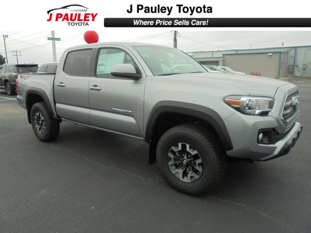 2017 toyota tacoma trd off road fort smith ar 18169726. Black Bedroom Furniture Sets. Home Design Ideas