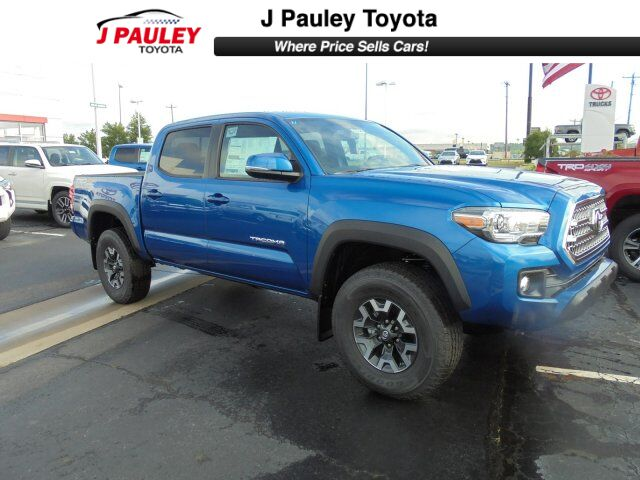 2017 toyota tacoma trd off road 4wd fort smith ar 18607177. Black Bedroom Furniture Sets. Home Design Ideas