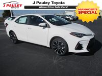 Toyota Corolla SE Only $2000 Rebate OR $199 A Month! 2017