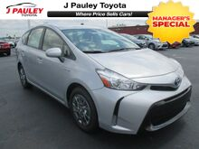 2017 Toyota Prius v Four Fort Smith AR