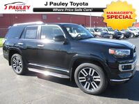 Toyota 4Runner Limited Demonstrator Year End SellOff! 2016