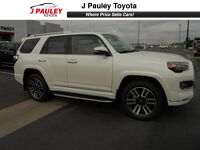 Toyota 4Runner Limited 2017