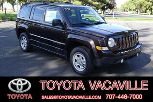 2014 Jeep Patriot Sport Vacaville CA