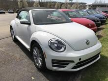 2017 Volkswagen Beetle Convertible 1.8T Classic Pittsburgh PA
