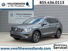2018 Volkswagen Tiguan SEL The Woodlands TX