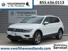 2018 Volkswagen Tiguan SEL Premium The Woodlands TX