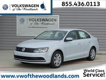 2017 Volkswagen Jetta Sedan 1.4T S The Woodlands TX