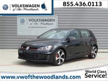 2017 Volkswagen Golf GTI SE The Woodlands TX