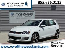 2017 Volkswagen Golf GTI S The Woodlands TX