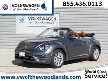 2017 Volkswagen Beetle Convertible 1.8T Classic The Woodlands TX