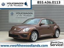2017 Volkswagen Beetle Coupe 1.8T Classic The Woodlands TX