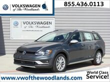 2017 Volkswagen Golf Alltrack SE The Woodlands TX