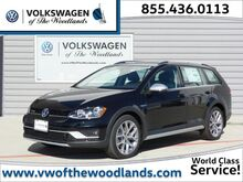 2017 Volkswagen Golf Alltrack SEL The Woodlands TX