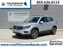 2017 Volkswagen Tiguan SEL The Woodlands TX