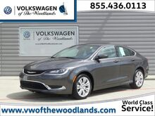 2015 Chrysler 200 Limited The Woodlands TX