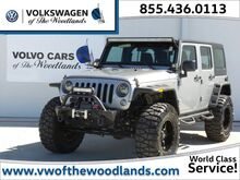 2015 Jeep Wrangler Unlimited  The Woodlands TX