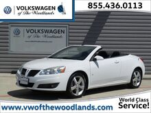 2009 Pontiac G6 GT w/1SB The Woodlands TX
