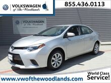 2016 Toyota Corolla LE The Woodlands TX
