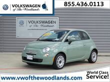 2015 FIAT 500c Pop The Woodlands TX